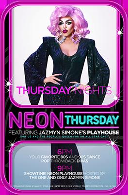 Neon Thursday