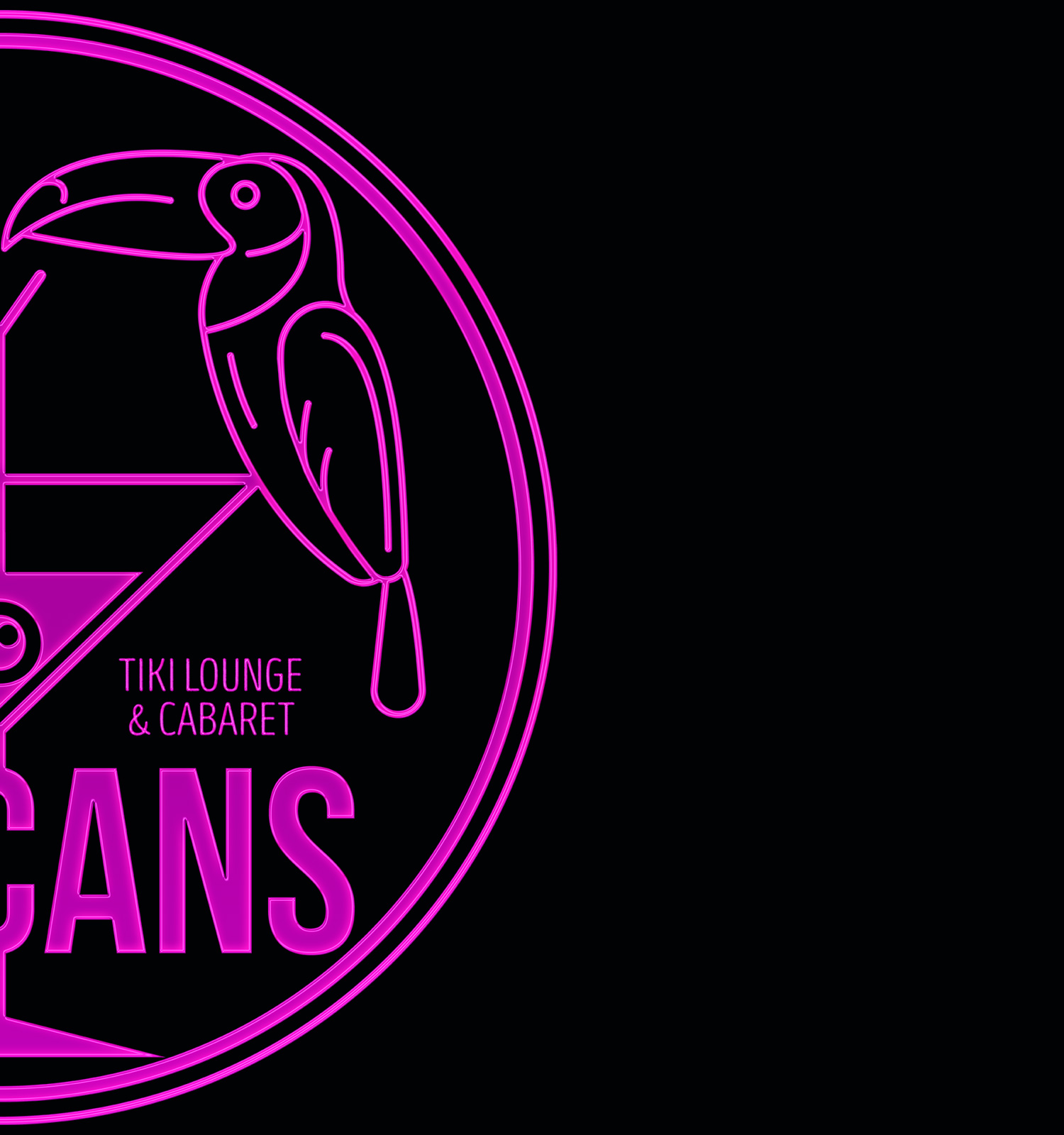 Toucans Front Page Logo